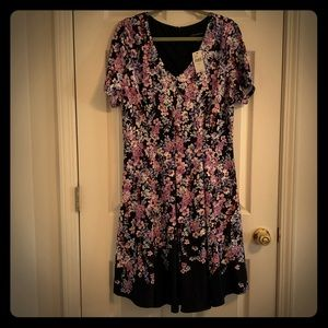 Beautiful Floral Dress LB